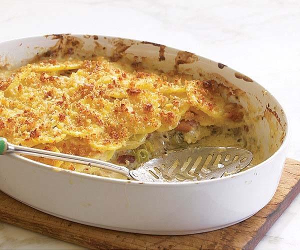 Cheesy & Creamy Potato Gratin Recipe | Easy Recipes For You