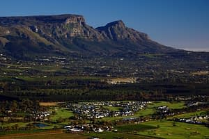 cape winelands most popular holiday destinations