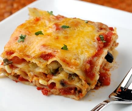 How to Make Tasty Mexican Beef Lasagna | Best Mexican Style Lasagna