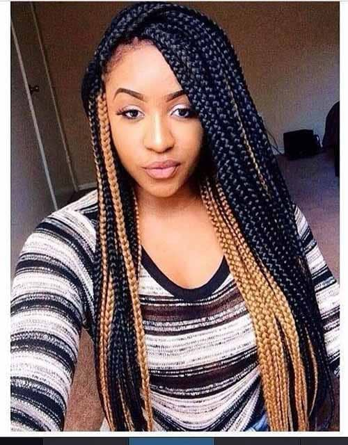 5 Best Single Braids Hairstyles And Haircuts for You To Try
